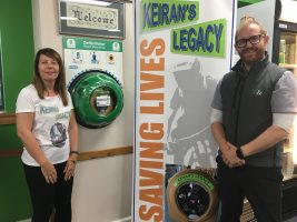 M&C supports life saving charity